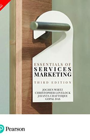 ESSENTIALS OF SERVICES MARKETING 3RD ED